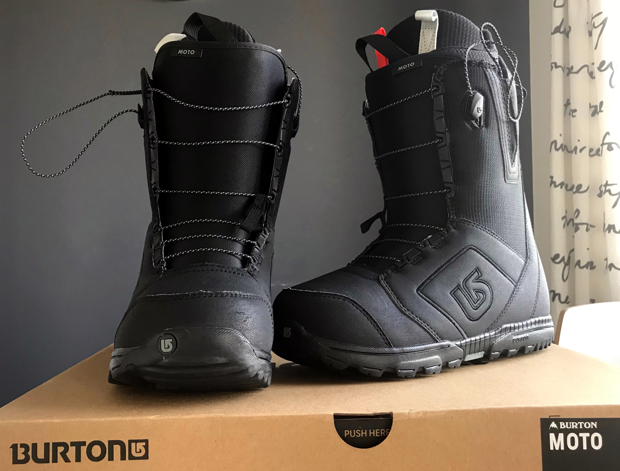 After that trip I can tell this is very good shoes. They hold feet very  well and riding snowboard in this shoes is very comfortable. 5d8a05edc38e