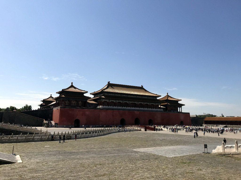 Forbidden City - Beijing, China.