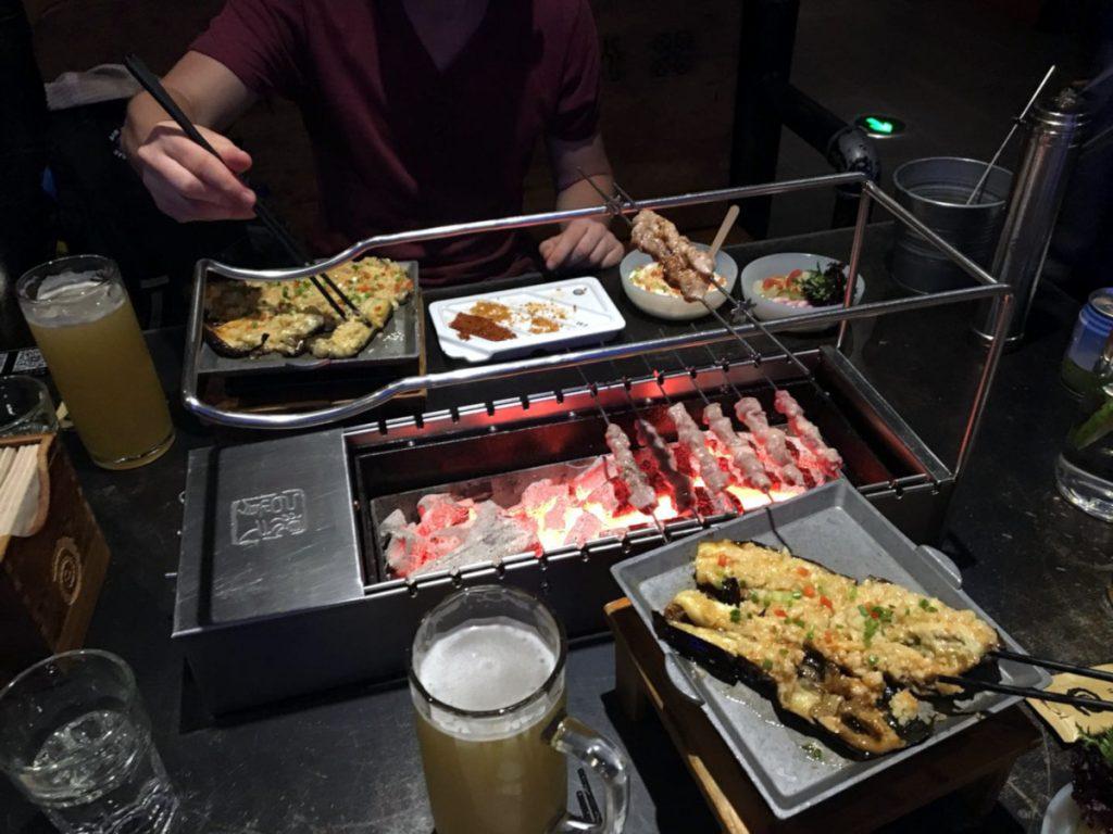 Grill restaurant - Beijing, China