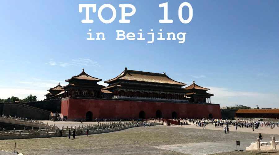 TOP 10 in Beijing